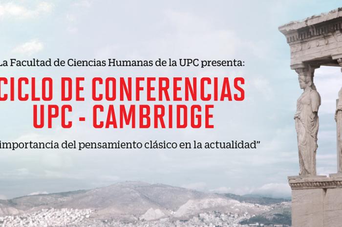 ¿Cuánto influye el pensamiento clásico en la actualidad? UPC Cultural ofrece ciclo de conferencias