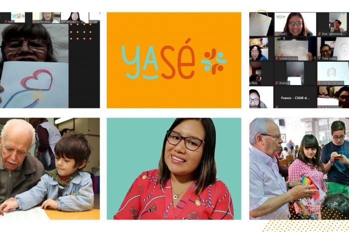 Yasé empodera, capacita e inserta laboralmente a adultos mayores a través de la digitalización