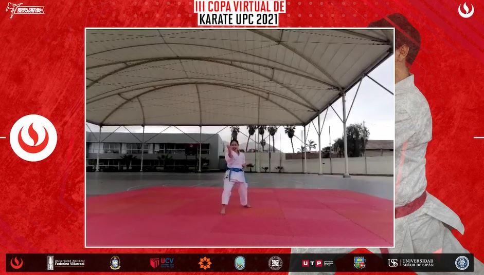 Deportes UPC campeona en la III Copa Virtual de Karate
